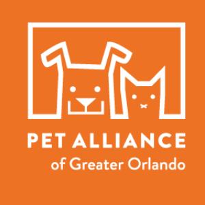 Pet Alliance of Greater Orlando Logo