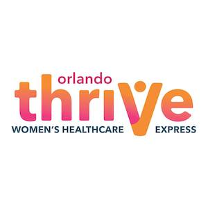 ThriVe Orlando Women's Clinic Logo