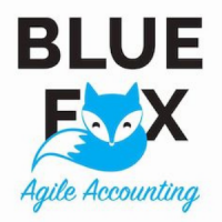 Blue Fox Agile Accounting Logo